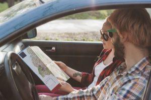 Wypożyczanie samochodu na wakacje